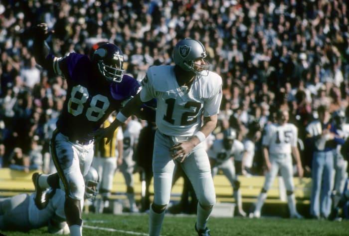 Super Bowl XI: Raiders vs. Vikings