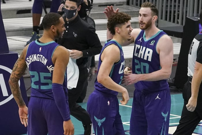 LaMelo Ball and Gordon Hayward revitalize the listless Hornets franchise