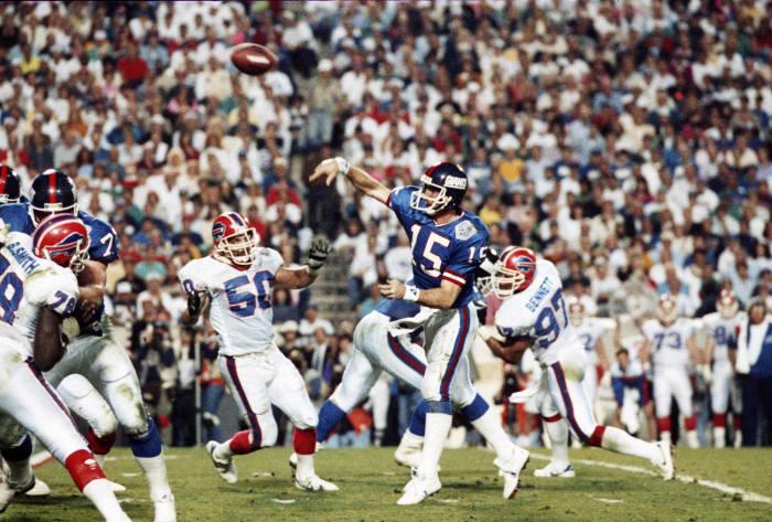 Super Bowl XXV: Bills vs. Giants