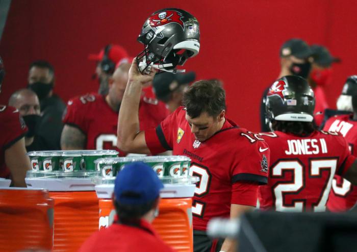 Tom Brady endures rare big-stage humbling