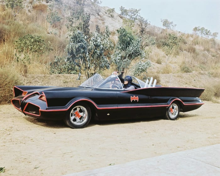 The 25 most iconic film and TV vehicles