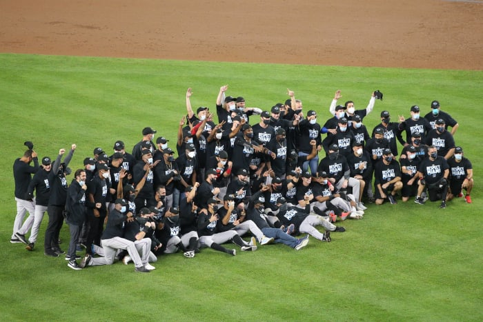 Somehow, some way, the Marlins make the playoffs