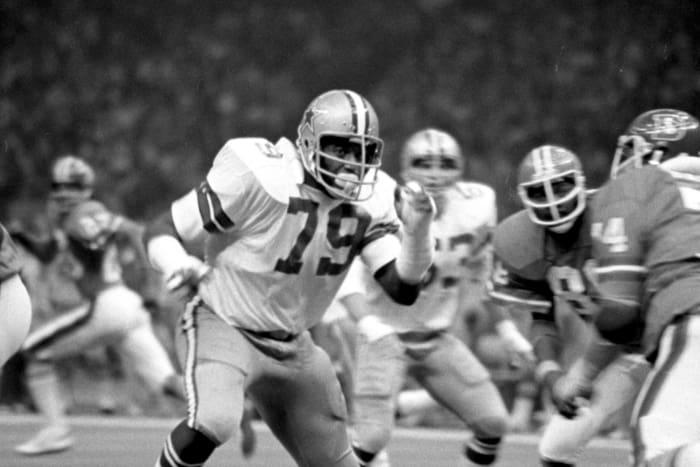 Harvey Martin, DE, and Randy White, DT, Dallas Cowboys - Super Bowl XII