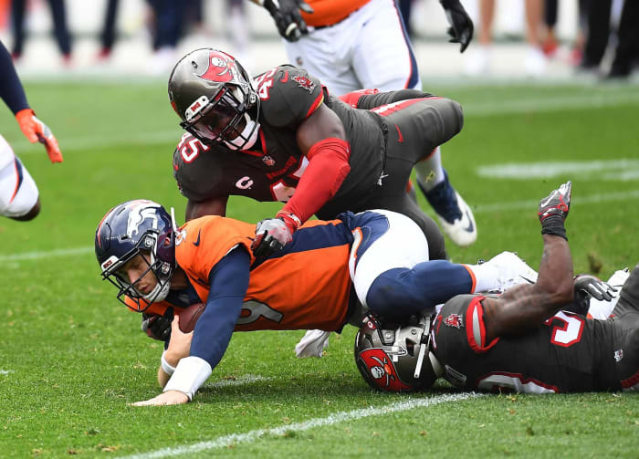 Week 3: Buccaneers 28, Broncos 10