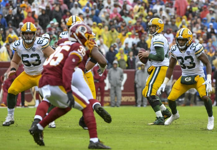 Green Bay Packers: retain the MVP's troops