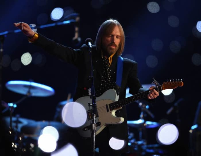 Super Bowl XLII halftime show - Tom Petty & the Heartbreakers