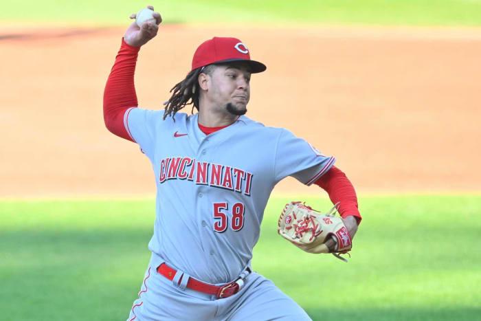 Rojos de Cincinnati: Luis Castillo, Sp