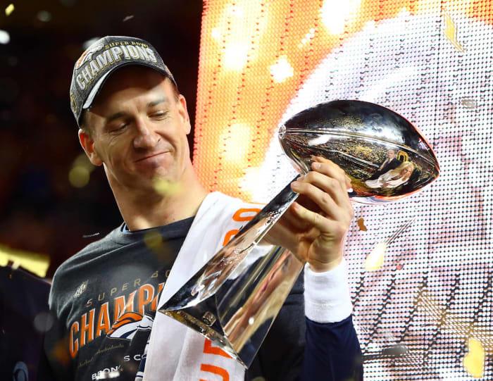 Peyton Manning, Age 39: Super Bowl 50