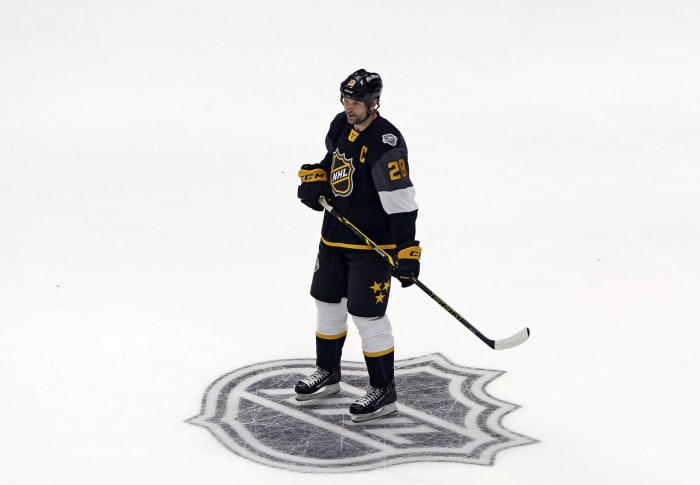 John Scott: NHL All-Star