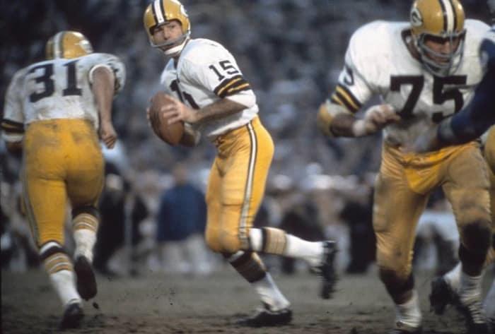 Bart Starr, QB, Green Bay Packers - Super Bowl II