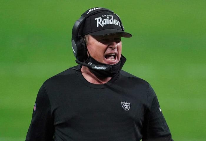 Las Vegas Raiders +5000