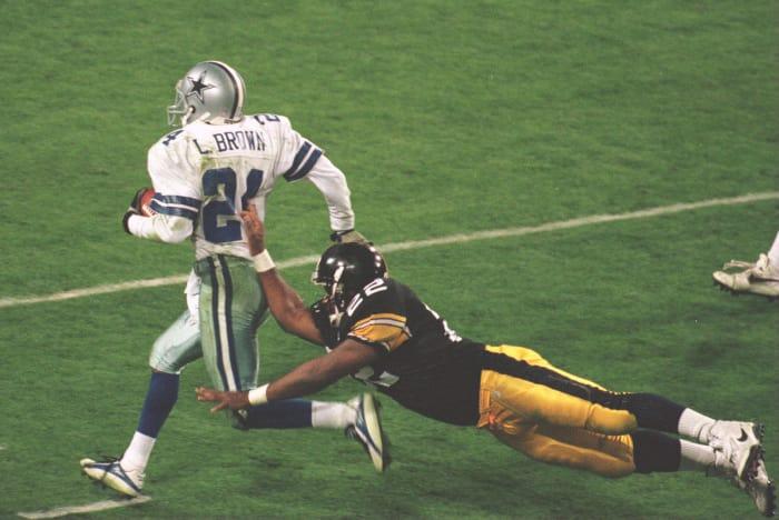 Larry Brown: Super Bowl XXX