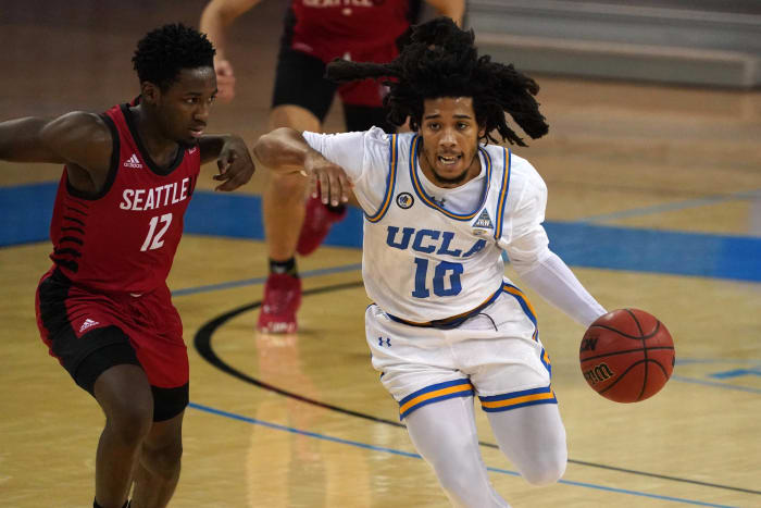 Tyger Campbell, Guard, UCLA