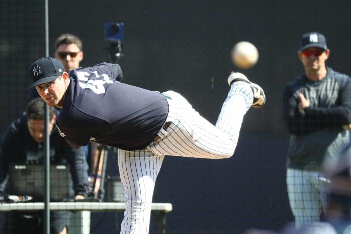 New York Yankees: Jordan Montgomery, SP