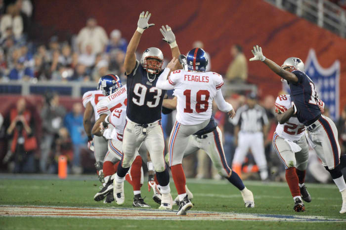 Jeff Feagles, Age 41: Super Bowl XLII