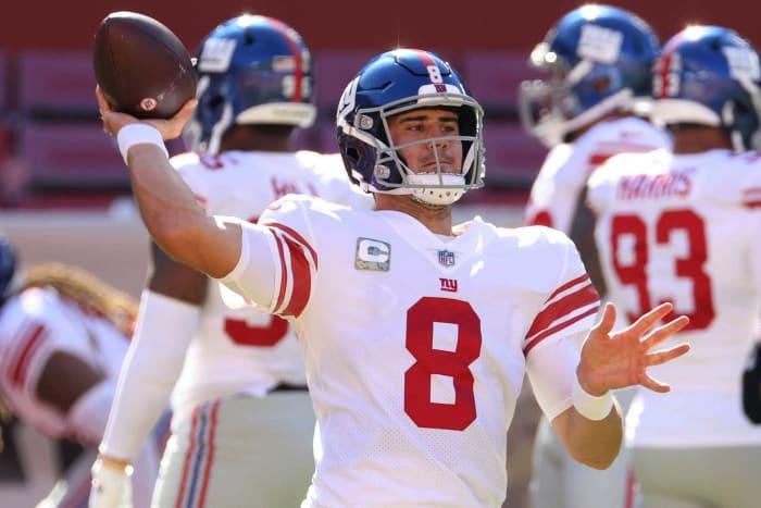 Daniel Jones, QB, Giants