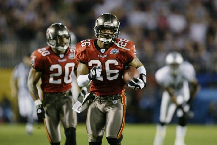 Dwight Smith: Super Bowl XXXVII