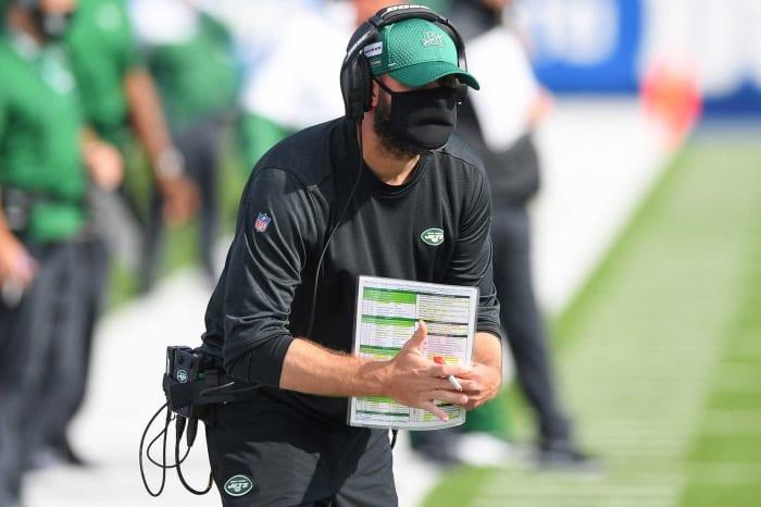 Adam Gase, HC, Jets