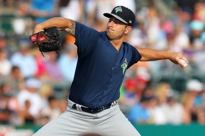 New York Mets: Thomas Szapucki, LHP