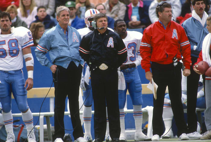 1989 Houston Oilers