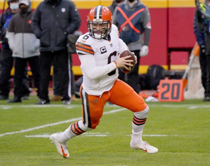 Cleveland Browns +2200