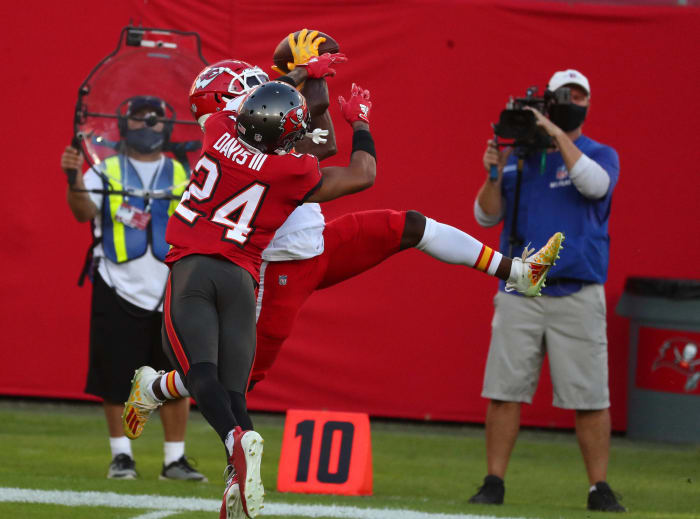 Secondary among Bucs new problems
