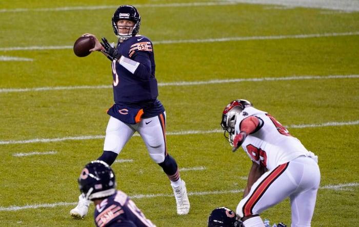 Week 5: Bears 20, Buccaneers 19