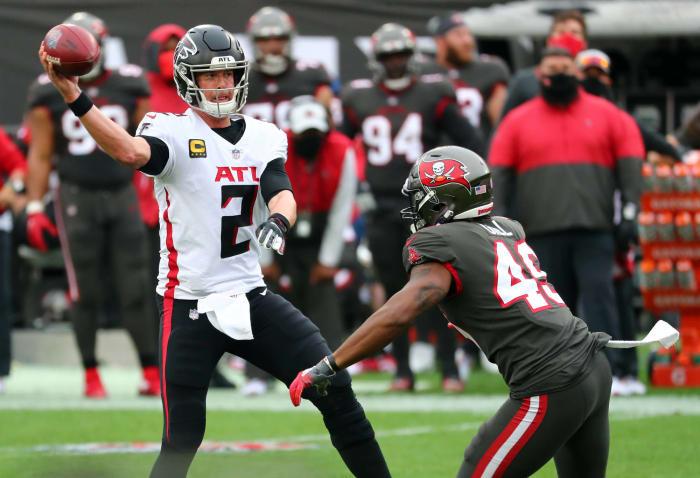 Atlanta: How much can Matt Ryan bring in a trade?