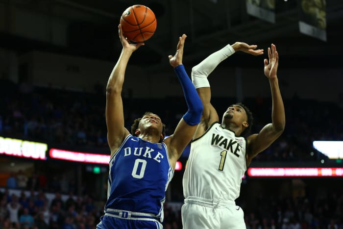 Wake Forest digs deep to down Duke