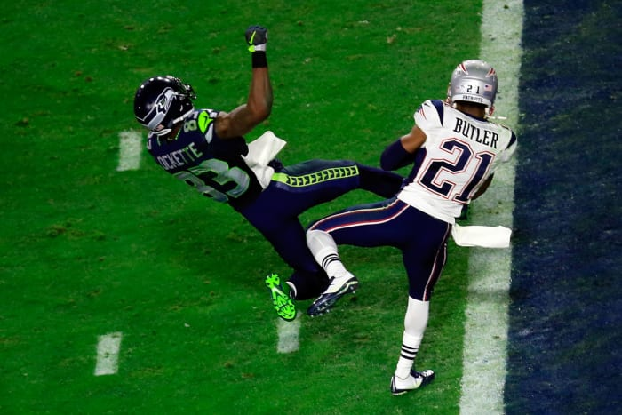 Seahawks inexplicably throw away the game