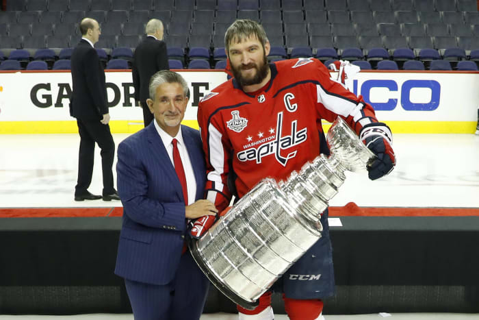Alex Ovechkin and the Capitals finally win the Stanley Cup