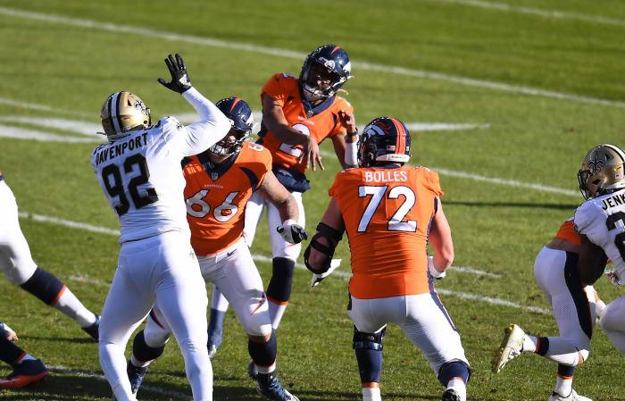 NFL errs with Broncos-Saints farce