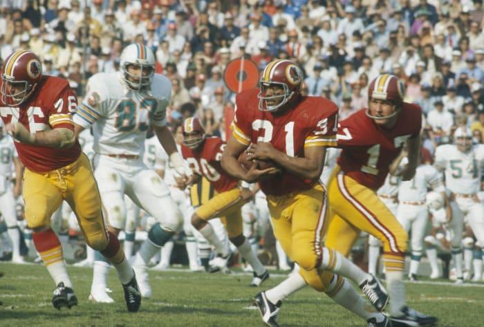 Super Bowl VII: Miami vs. Washington