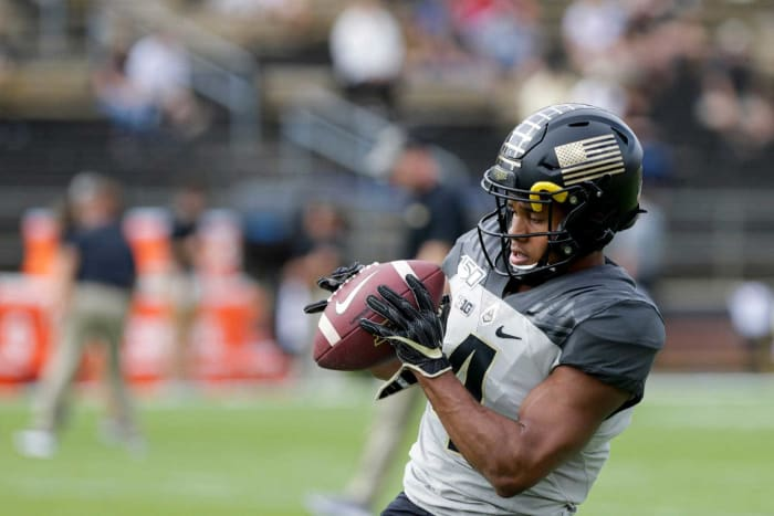 Cleveland Browns: Rondale Moore, WR, Purdue