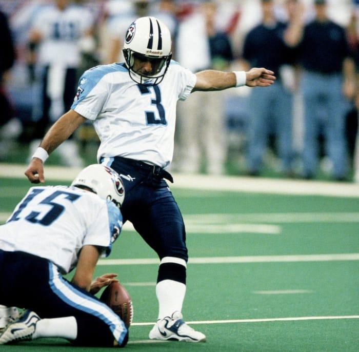 Al Del Greco, Age 37: Super Bowl XXXIV