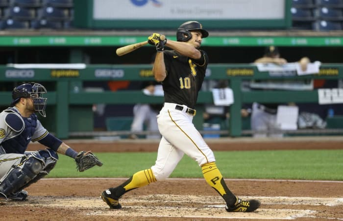 Piratas de Pittsburgh: Bryan Reynolds, OF