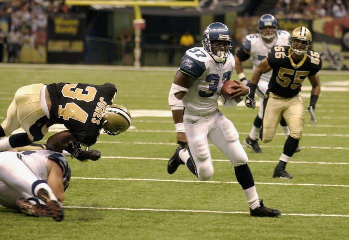 2004 Seattle Seahawks