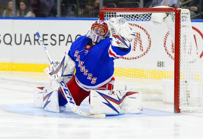 Calder Trophy (Rookie of the year): Igor Shesterekin, New York Rangers