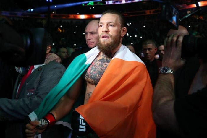 Conor McGregor, Mixed Martial Arts ($48M)