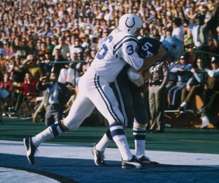 Chuck Howley: Super Bowl V