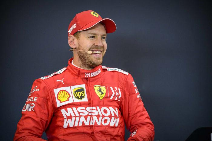 Sebastian Vettel, Racing ($40.5M)