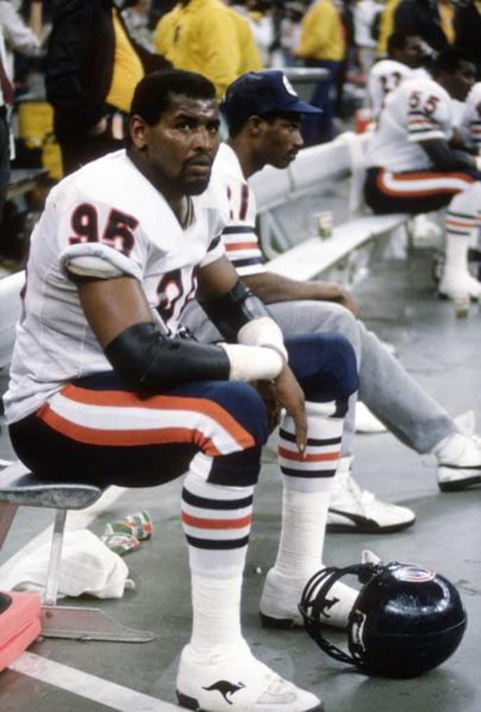 Richard Dent, DE, Chicago Bears - Super Bowl XX
