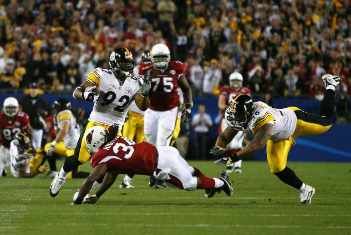 James Harrison's all-or-nothing journey