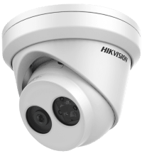 Hikvision DS-2CD2343G0-IU 4MP fixed lens turret camera with IR &