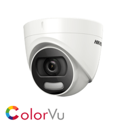 Hikvision DS-2CE72DFT-F 2MP fixed lens colour turret camera