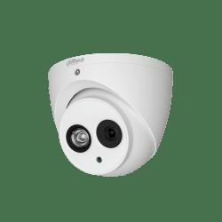 Dahua HAC-HDW2401EM-A - 4MP HDCVI WDR IR Eyeball Camera
