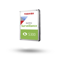 Toshiba S300 4TB Video Streaming Hard Drive
