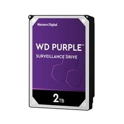 Western Digital WD20PURZ - 2 TB HDD - PURPLE SURVEILLANCE