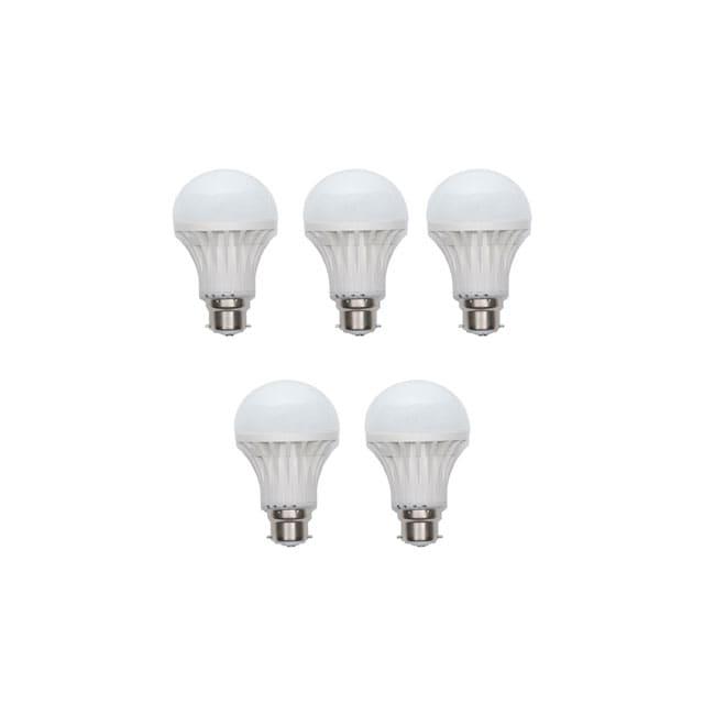 LED BULB-(PACK OF 5) 9w