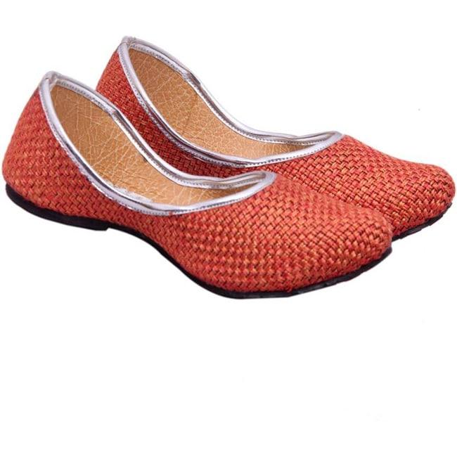 Elegent Designer Jutis  (Orange)